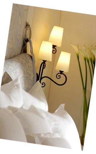 illuminazione alberghi
